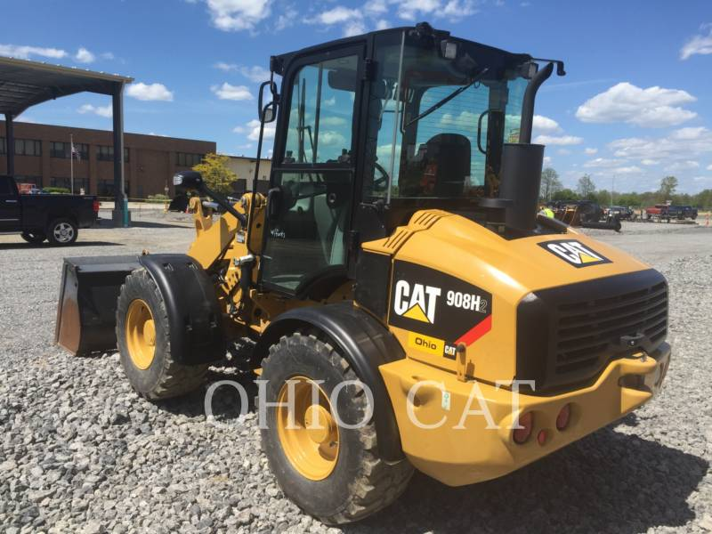 CATERPILLAR CARGADORES DE RUEDAS 908H equipment  photo 6