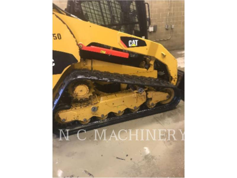 CATERPILLAR CHARGEURS COMPACTS RIGIDES 279C TL2CB equipment  photo 7