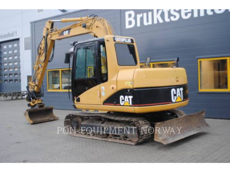 CATERPILLAR TRACK EXCAVATORS 307C equipment  photo 3