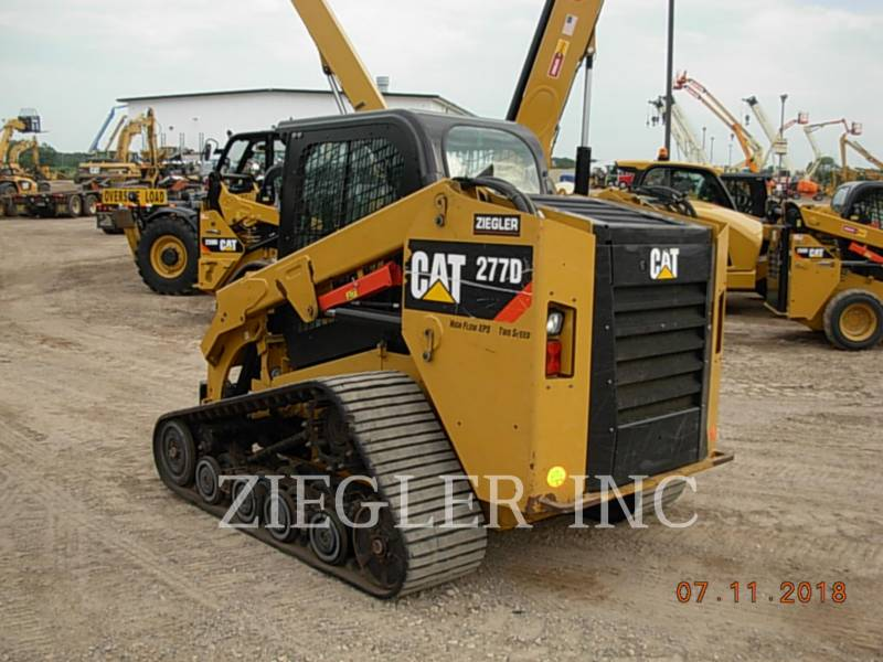CATERPILLAR DELTALADER 277D equipment  photo 4