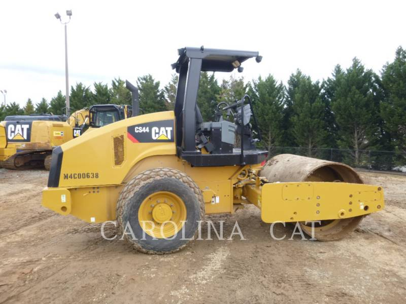 CATERPILLAR EINZELVIBRATIONSWALZE, GLATTBANDAGE CS44 equipment  photo 5