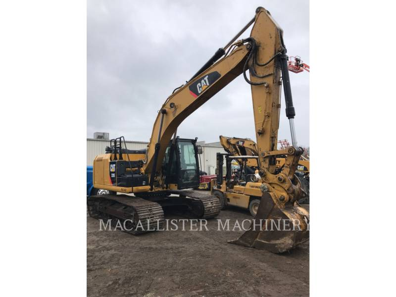 CATERPILLAR ESCAVATORI CINGOLATI 320EL equipment  photo 2