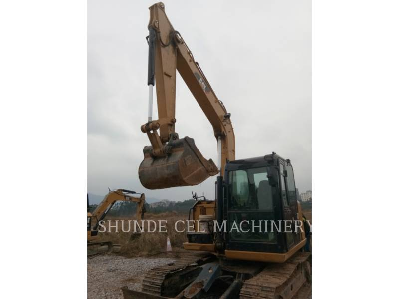 CATERPILLAR KETTEN-HYDRAULIKBAGGER 308E2 equipment  photo 1