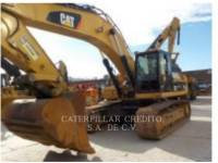 CATERPILLAR KETTEN-HYDRAULIKBAGGER 336DL equipment  photo 2