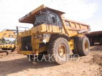 Equipment photo CATERPILLAR 773E MULDENKIPPER 1