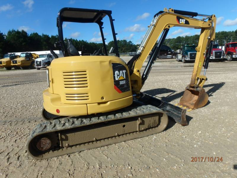 Caterpillar EXCAVATOARE PE ŞENILE 305E2CR equipment  photo 2