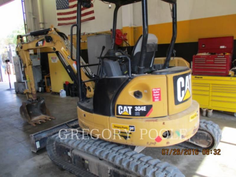 CATERPILLAR TRACK EXCAVATORS 304E CR equipment  photo 8
