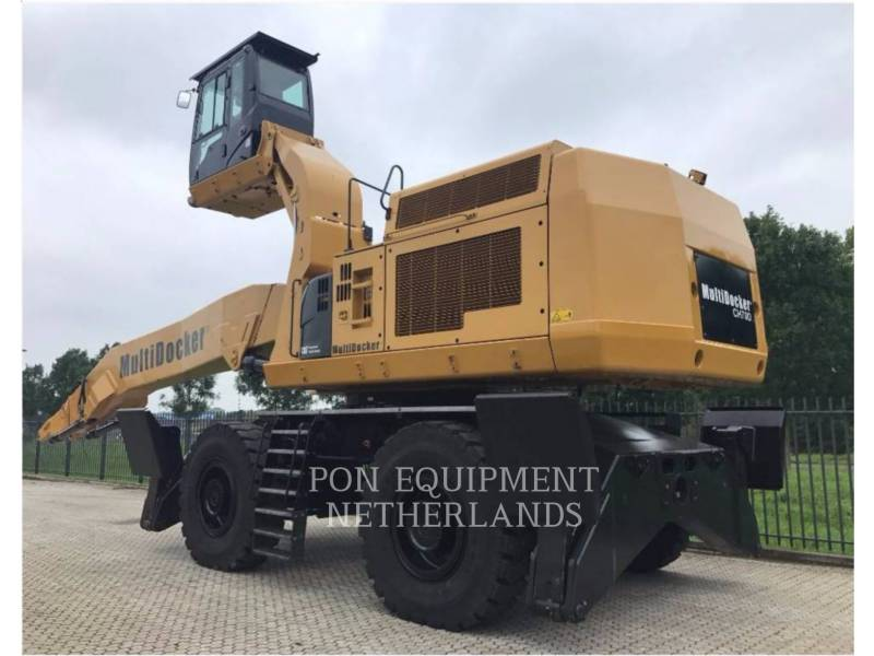 CATERPILLAR トラック油圧ショベル Multidocker CH70D equipment  photo 1