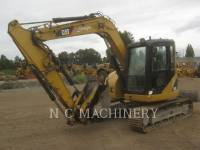 CATERPILLAR TRACK EXCAVATORS 308C CR equipment  photo 1