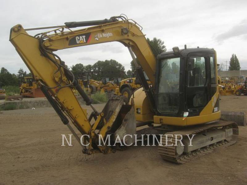 CATERPILLAR ESCAVADEIRAS 308C CR equipment  photo 1