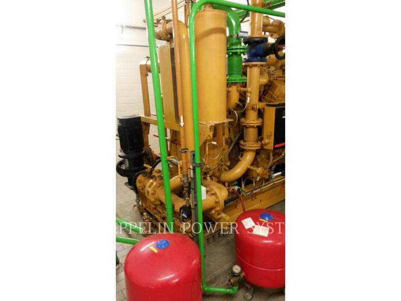 CATERPILLAR FIJO - GAS NATURAL G3516B equipment  photo 3
