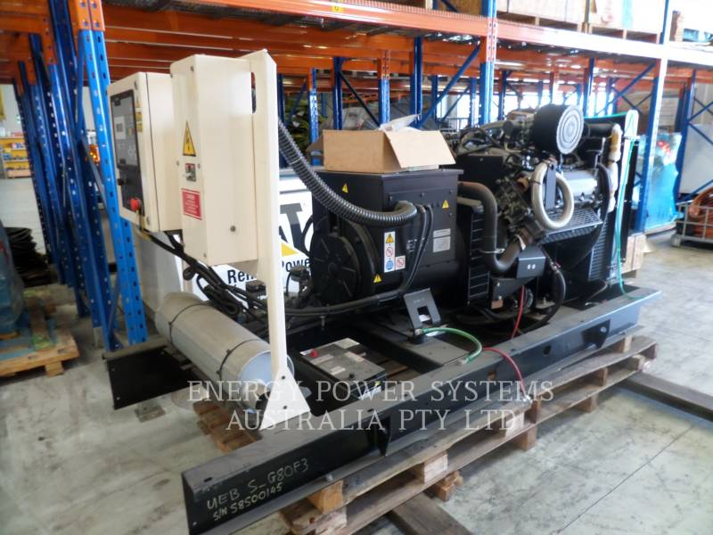 CATERPILLAR POWER MODULES G80F3 equipment  photo 1