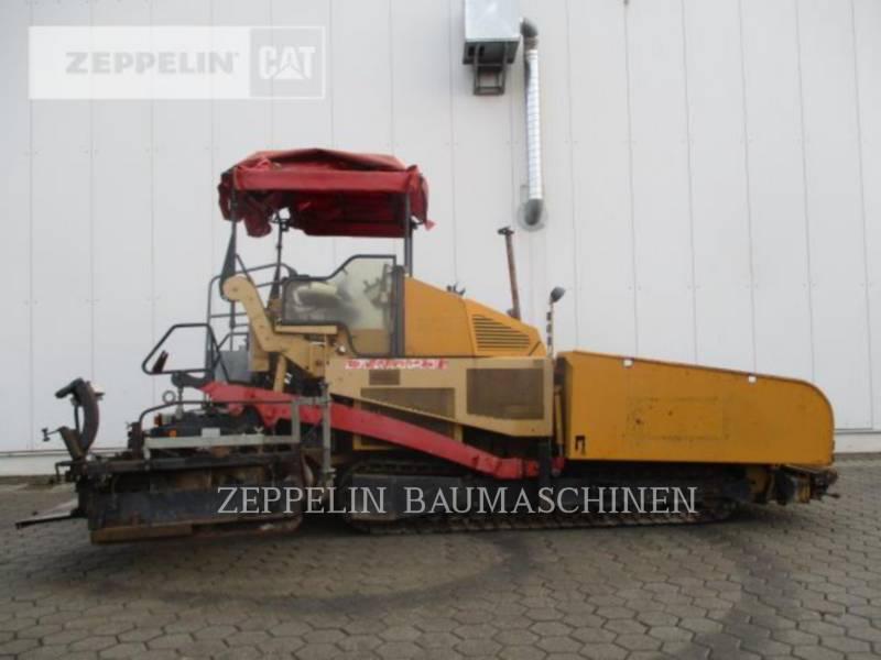 DYNAPAC SCHWARZDECKENFERTIGER F182CS equipment  photo 6