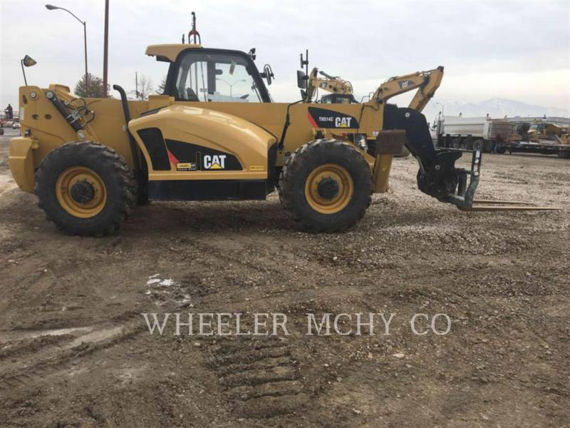 CATERPILLAR TELEHANDLER TH514C CB equipment  photo 7