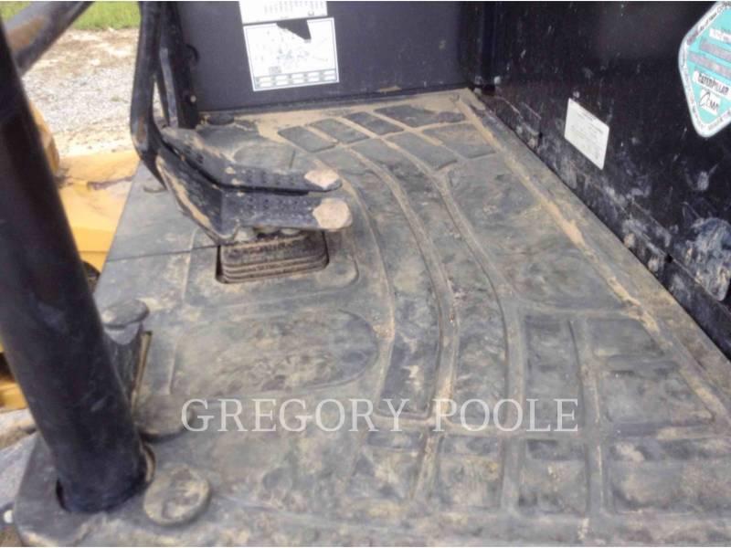 CATERPILLAR トラック油圧ショベル 305E CR equipment  photo 13