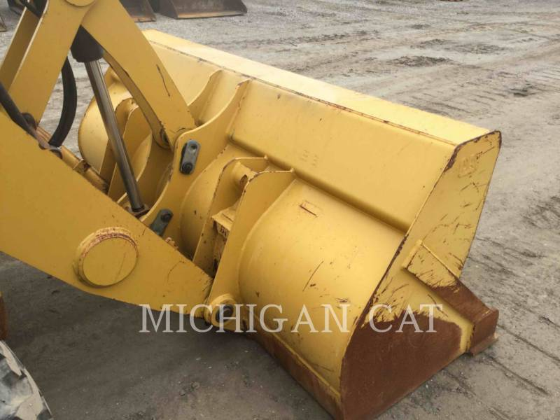 CATERPILLAR BAGGERLADER 430FST equipment  photo 21