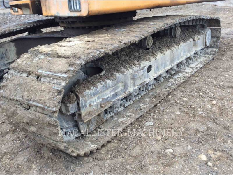 SAMSUNG TRACK EXCAVATORS 350 equipment  photo 22