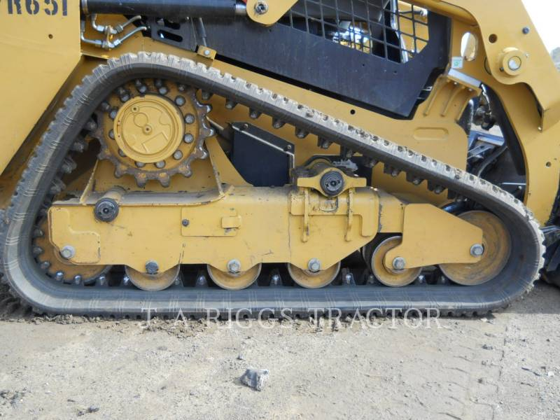 CATERPILLAR KOMPAKTLADER 249D equipment  photo 10