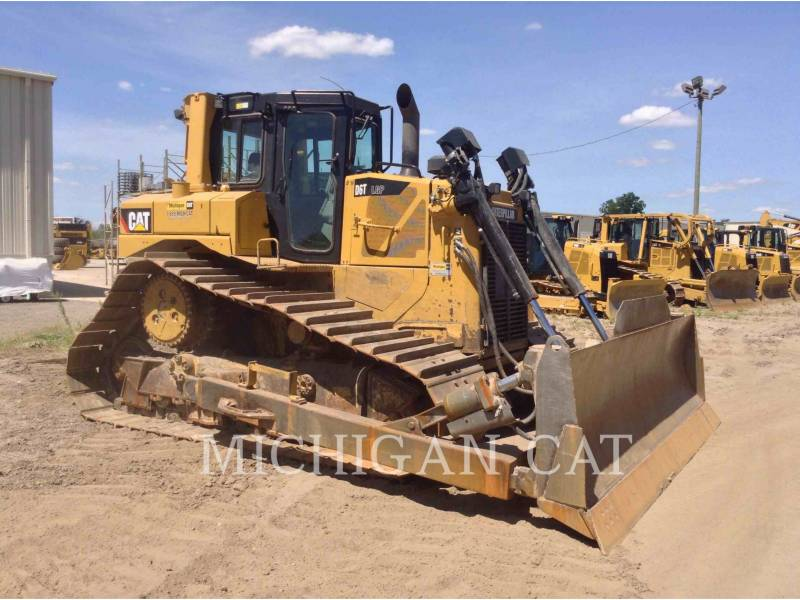 CATERPILLAR CIĄGNIKI GĄSIENICOWE D6TL CA equipment  photo 2