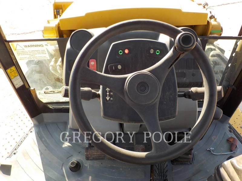CATERPILLAR バックホーローダ 420FST equipment  photo 22