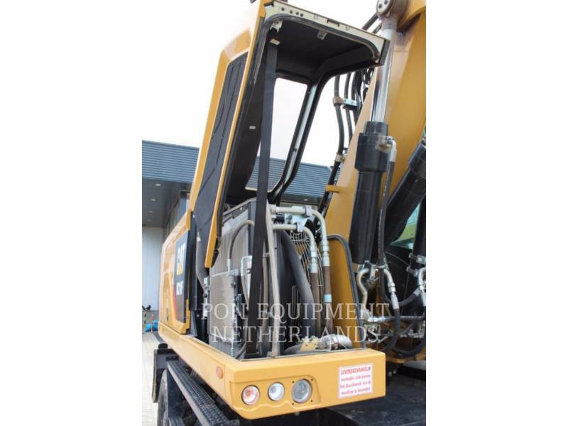 CATERPILLAR PELLES SUR PNEUS M 318 F equipment  photo 13