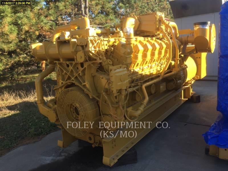 CATERPILLAR STATIONARY GENERATOR SETS G3516EP equipment  photo 1