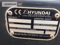 HYUNDAI TRACK EXCAVATORS ROBEX145 equipment  photo 18