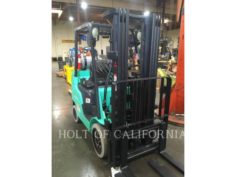 MITSUBISHI FORKLIFTS FGC25N equipment  photo 4