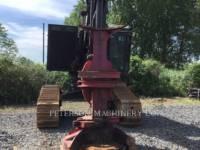 Equipment photo CATERPILLAR 552 II 林業 - フェラー・バンチャ - トラック 1