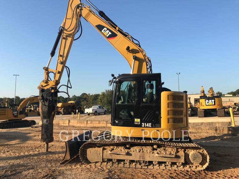 CATERPILLAR TRACK EXCAVATORS 314ELCR equipment  photo 8