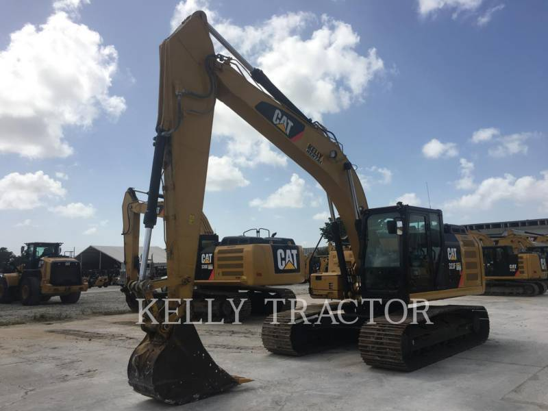 CATERPILLAR PELLES SUR CHAINES 323FL equipment  photo 7