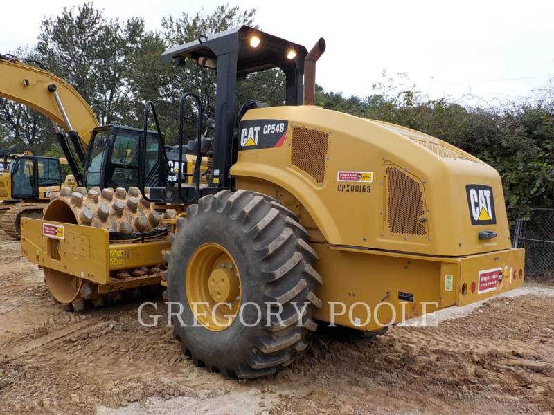 CATERPILLAR EINZELVIBRATIONSWALZE, BANDAGE CP-54B equipment  photo 9