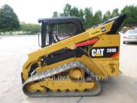 CATERPILLAR TRACK LOADERS 289D equipment  photo 5