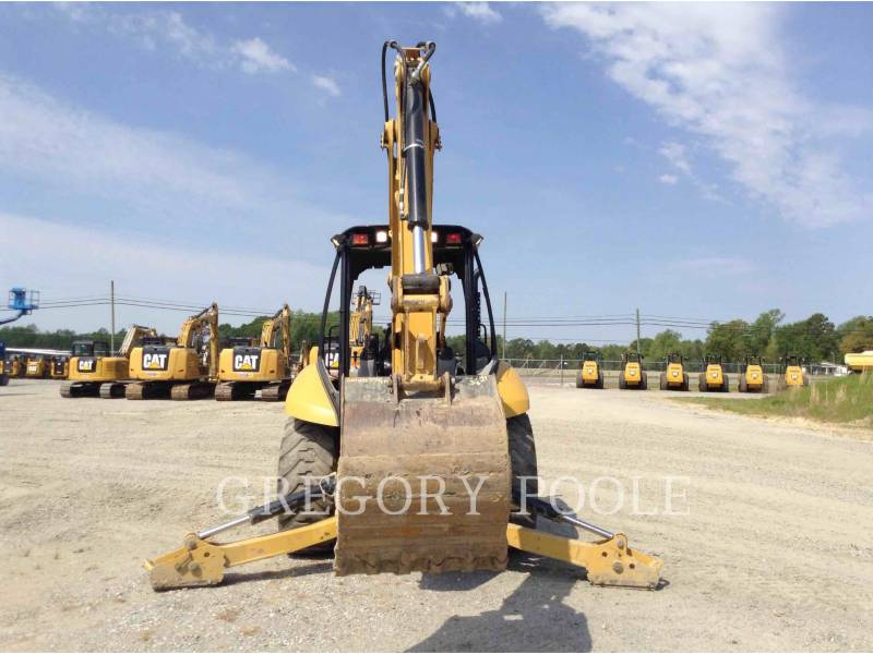 CATERPILLAR RETROEXCAVADORAS CARGADORAS 420FST equipment  photo 6