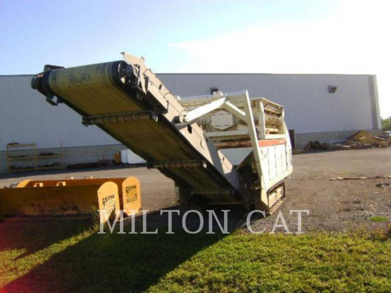 METSO CRIBLES ST171_MT equipment  photo 2