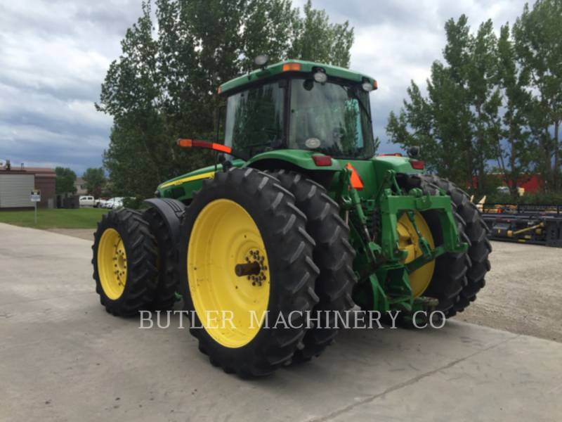 DEERE & CO. AG TRACTORS 8520 equipment  photo 5