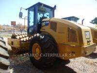 CATERPILLAR ACOLCHOADO DO TAMBOR ÚNICO VIBRATÓRIO CP54B equipment  photo 3