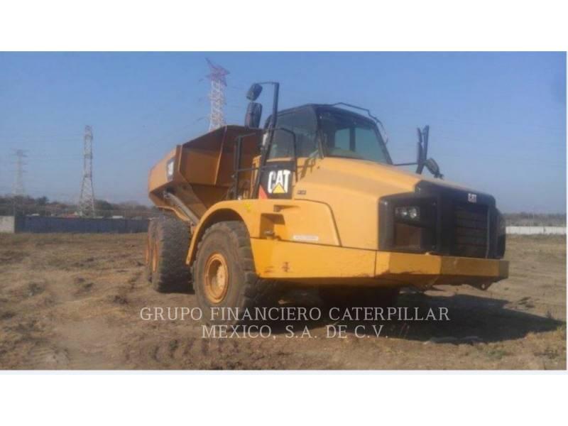 CATERPILLAR CAMINHÕES ARTICULADOS 740B equipment  photo 7