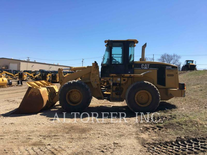CATERPILLAR WHEEL LOADERS/INTEGRATED TOOLCARRIERS 938GII equipment  photo 5