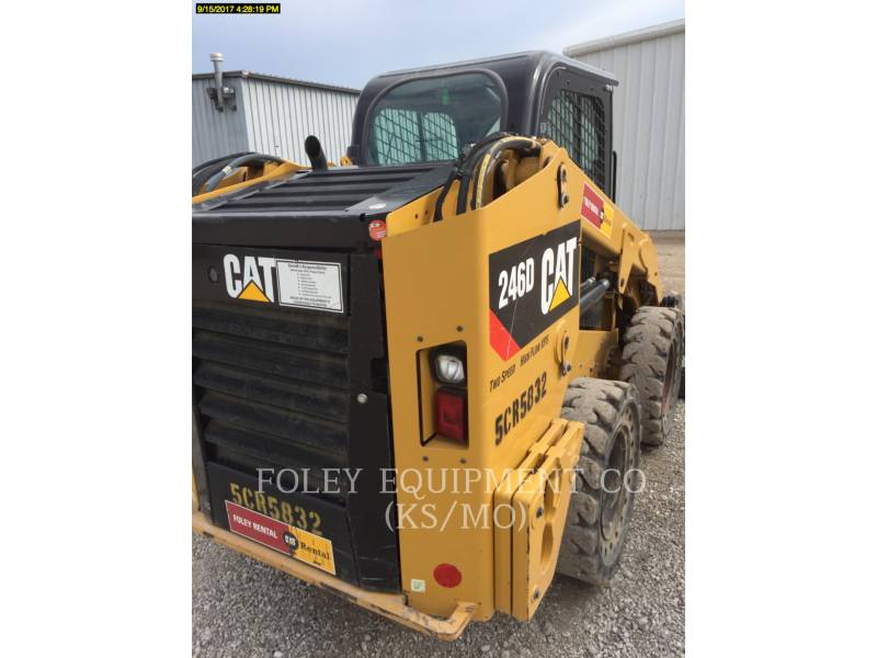 CATERPILLAR CHARGEURS COMPACTS RIGIDES 246DXPS2CA equipment  photo 4
