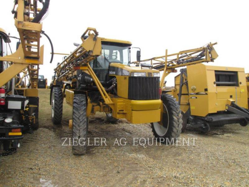 AG-CHEM PULVERIZADOR SS1074 equipment  photo 3