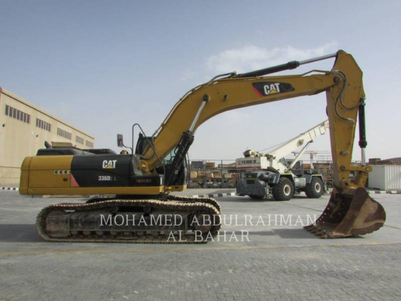 CATERPILLAR トラック油圧ショベル 336 D2 L REACH equipment  photo 6