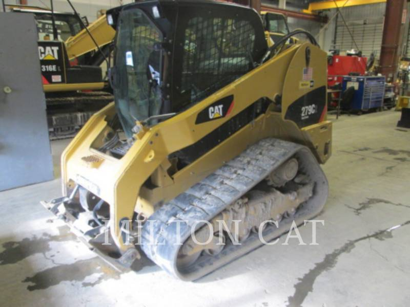 CATERPILLAR 多様地形対応ローダ 279C 2 equipment  photo 1