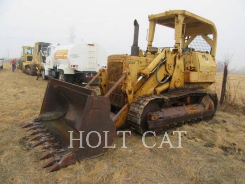 CATERPILLAR CARGADORES DE CADENAS 955L equipment  photo 2