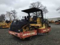 Equipment photo DYNAPAC CC722 VIBRATORY DOUBLE DRUM ASPHALT 1