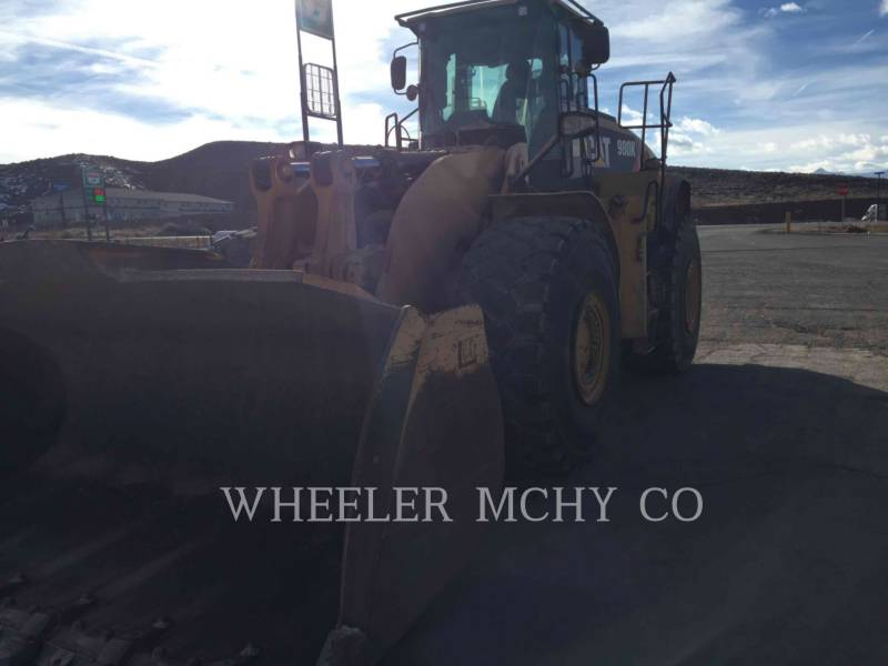CATERPILLAR WHEEL LOADERS/INTEGRATED TOOLCARRIERS 980K AOR T equipment  photo 1