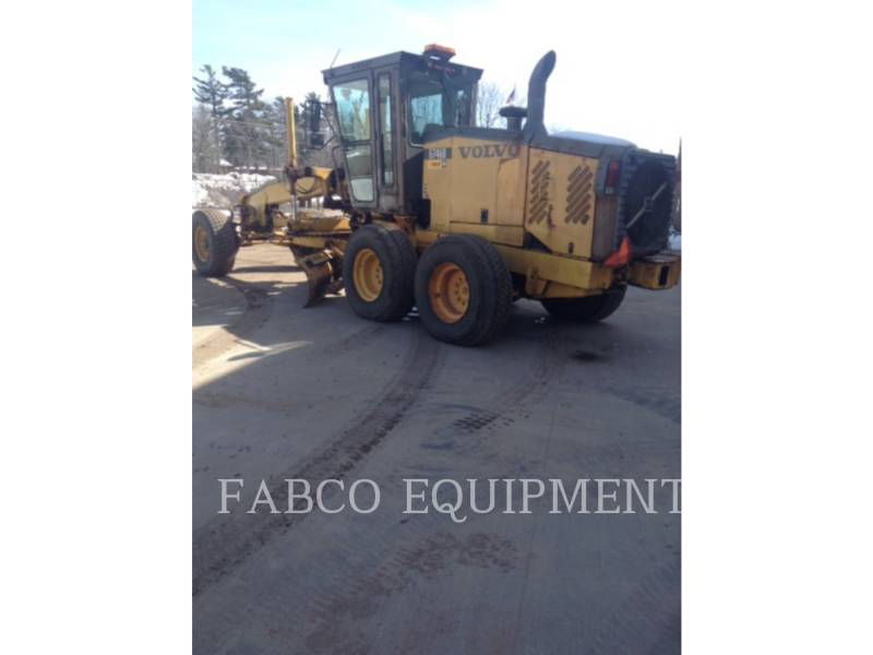 VOLVO MOTONIVELADORAS G746B equipment  photo 4