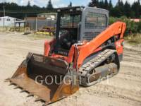 Equipment photo KUBOTA CORPORATION SVL75 MULTI TERRAIN LOADERS 1