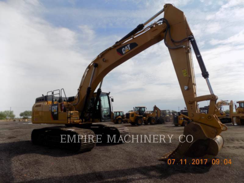 CATERPILLAR TRACK EXCAVATORS 349F     P equipment  photo 1