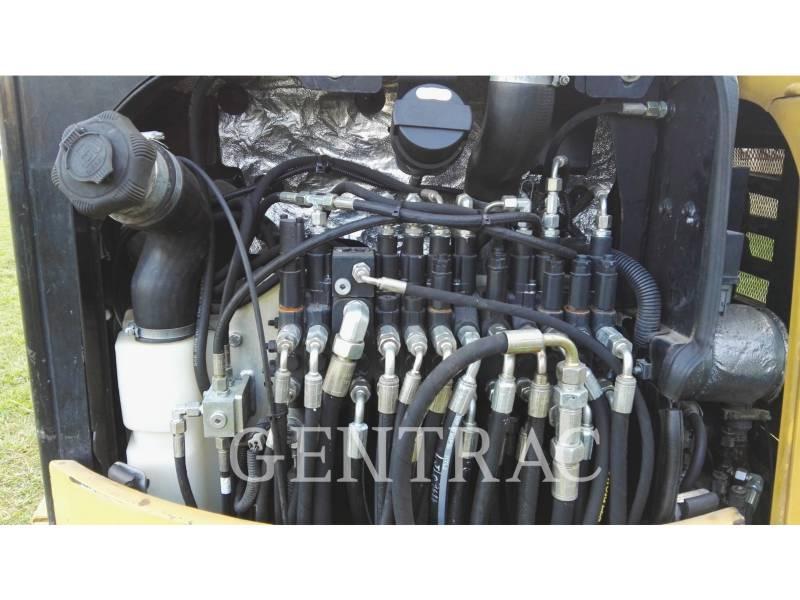 CATERPILLAR TRACK EXCAVATORS 302.7DCR equipment  photo 10